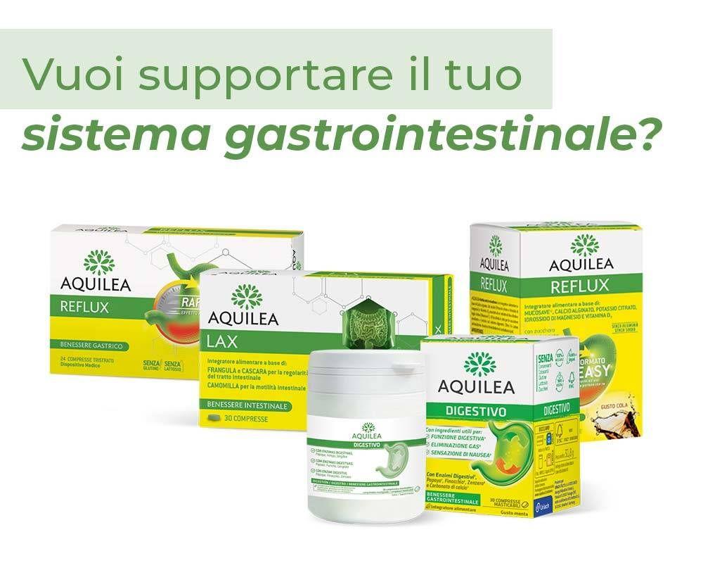 Vuoi supportare il tuo sistema gastrointestinale?